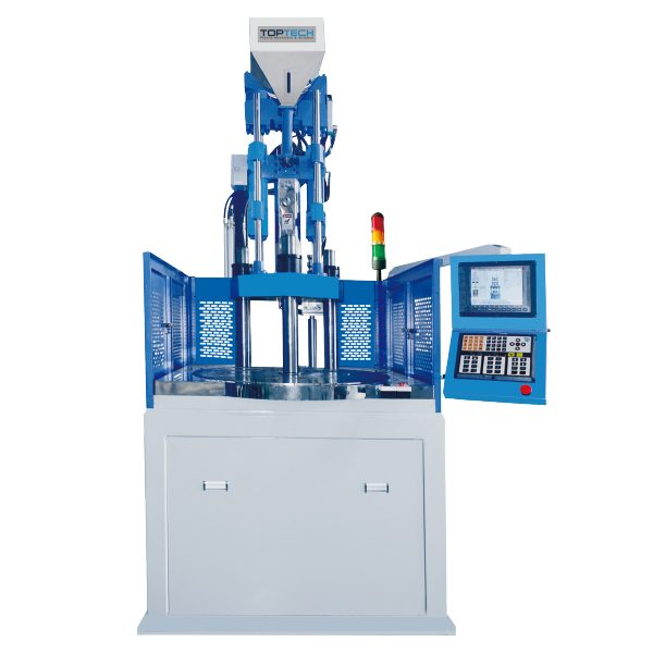 Rotary Table vertical injection molding machine